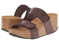 Eric Michael Cody Mocha Women's Wedge Shoes Brown