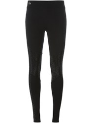 Philipp Plein 'My Age' Leggings Black