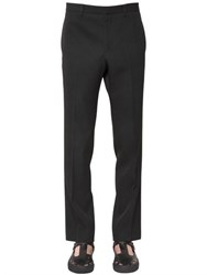 Givenchy Grand De Poudre Wool Pants