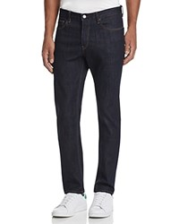 Michael Kors Slim Fit Jeans In Indigo