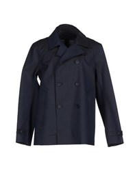 Jacob Cohen Jacob Coh N Coats And Jackets Full Length Jackets Men
