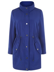 Windsmoor Detachable Lining Mac Coat Bright Blue