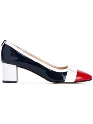 Thom Browne Contrast Pumps Women Leather 37