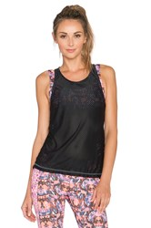 Maaji Whoop Whoop Ruddy Tank Top Black