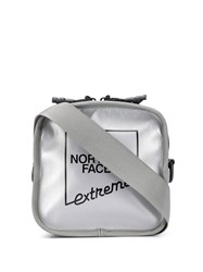 The North Face Extreme Messenger Bag Silver