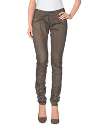 Notify Jeans Notify Trousers Casual Trousers Women Khaki