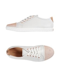 Carlo Pazolini Low Tops And Trainers White