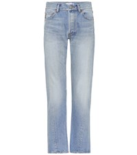 Balenciaga Tapered Jeans Blue