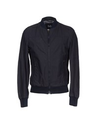 Dandg Coats And Jackets Jackets Men Dark Blue