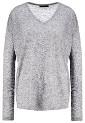 Tiger Of Sweden Jeans Slave Jumper Mottled Grey