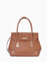 Modalu Hemingway Medium Tote Bag Tan