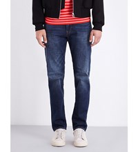 Paul Smith Ps By Slim Fit Tapered Stretch Denim Jeans Antique