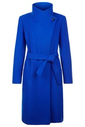 Damsel In A Dress Flavia Coat Blue