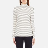 Gestuz Women's Emelda Roll Neck Jumper Tapenade