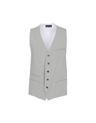 Ann Demeulemeester Vests Light Grey