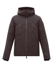 Nobis Oliver Reversible Down Filled Hooded Jacket Black