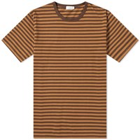 Nanamica Coolmax St. Jersey Tee Brown
