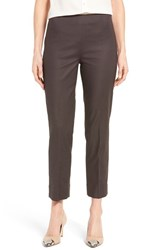 Nic Zoe Women's 'Perfect' Side Zip Ankle Pants