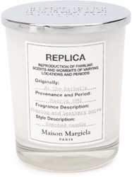 Maison Martin Margiela At The Barber's Scented Candle White