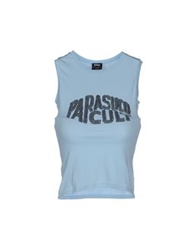 Parasuco Cult Tank Tops Red