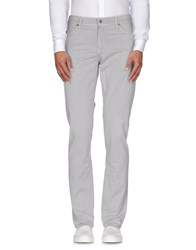 Liu Jo Jeans Trousers Casual Trousers Men Light Grey