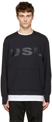 Diesel Black X Collection Mo S Cody Dsl Pullover