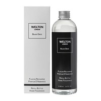 Welton London Reed Diffuser Refill With Sticks Black Onyx 500Ml