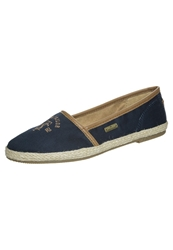 Tom Tailor Espadrilles Navy Dark Blue