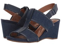 Easy Spirit Lalani Blue Blue Synthetic Women's Shoes