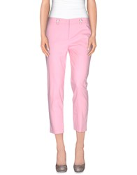 Blumarine Trousers Casual Trousers Women Pink