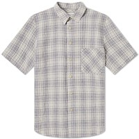 A Kind Of Guise Short Sleeve Banepa Shirt Neutrals