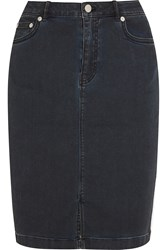 Blk Dnm 14 Denim Skirt Blue