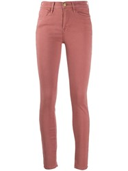 Frame Le High Mid Rise Skinny Jeans 60