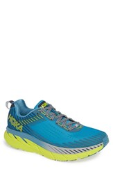 Hoka One One Clifton 5 Running Shoe Caribbean Sea Storm Blue