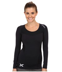 2Xu Compression L S Top Black Black Women's Clothing