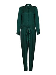 Ghost Rona Jumpsuit Green