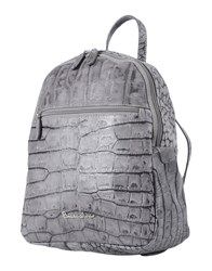 Braccialini Backpacks And Fanny Packs Grey