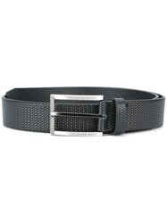 Hugo Boss 'Clif' Belt Blue