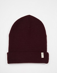 Selected Beanie Red