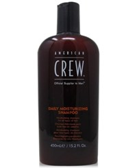 American Crew Moisturizing Shampoo 15 Oz. No Color