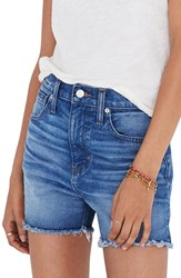 Madewell The Perfect Jean Shorts Butler