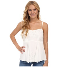 French Connection Las Salinas 72Dca Summer White Women's Blouse