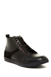 Stacy Adams Winchell Moc Toe Sneaker Black