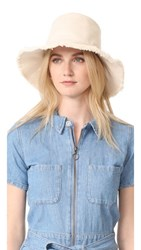 Madewell Canvas Bucket Hat Natural