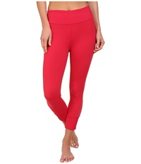 Black Diamond Levitation Capris Rose Red Women's Capri Pink