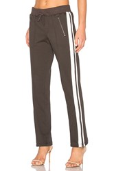 Pam And Gela Track Pant Gray