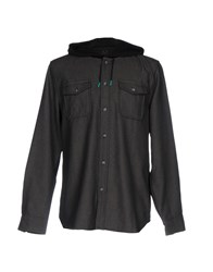Oakley Shirts Steel Grey