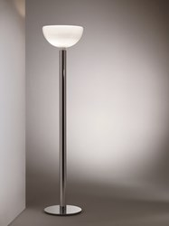 Nemo Am2 Floor Lamp Alb Ehw 22 White Glass
