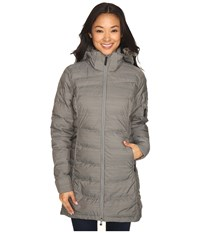 Outdoor Research Fernie Down Parka Pewter Women's Coat