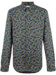 Paul Smith Ps By Allover Print Shirt